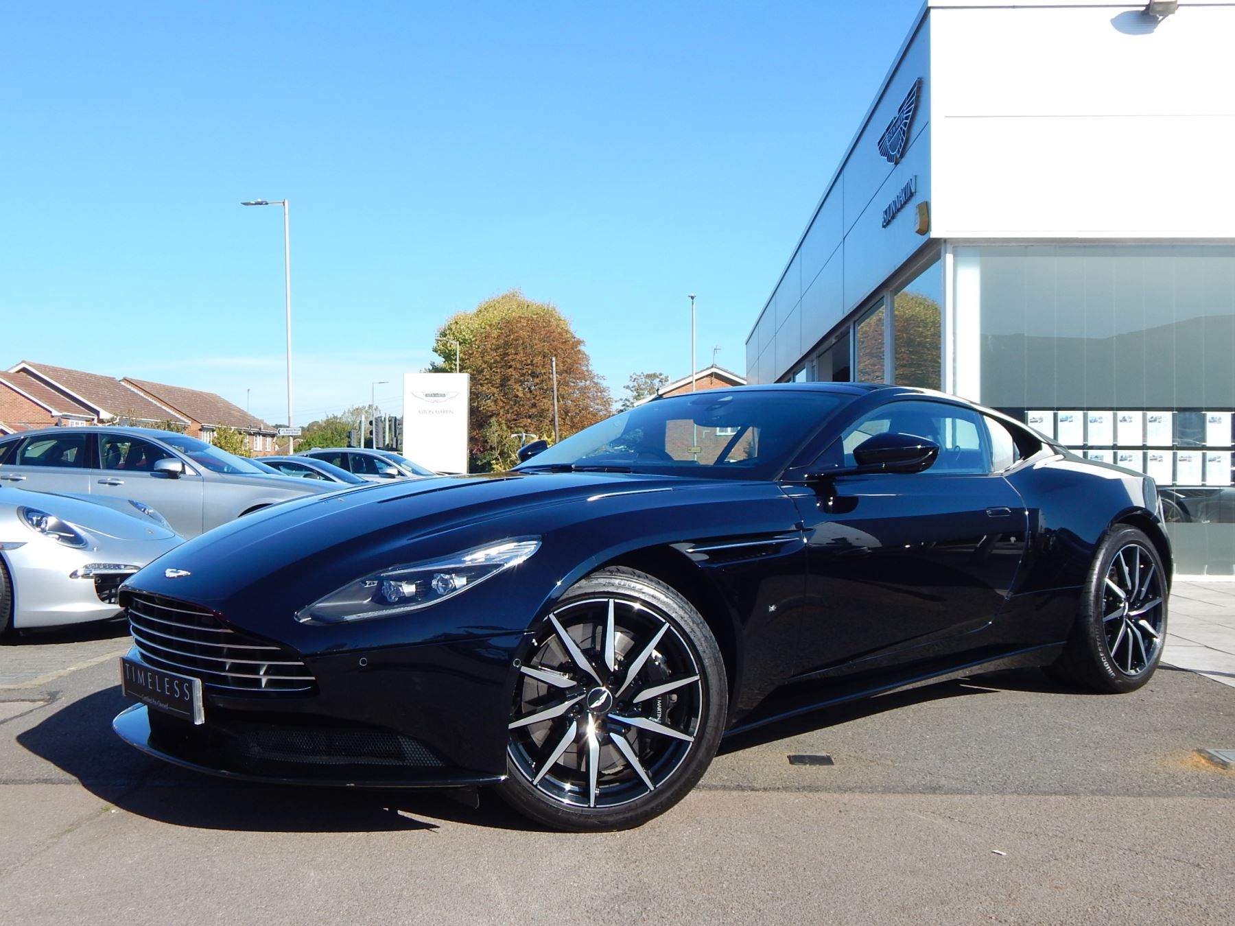 Aston Martin DB V Dr Touchtronic Automatic Coupe At - Aston martin marin