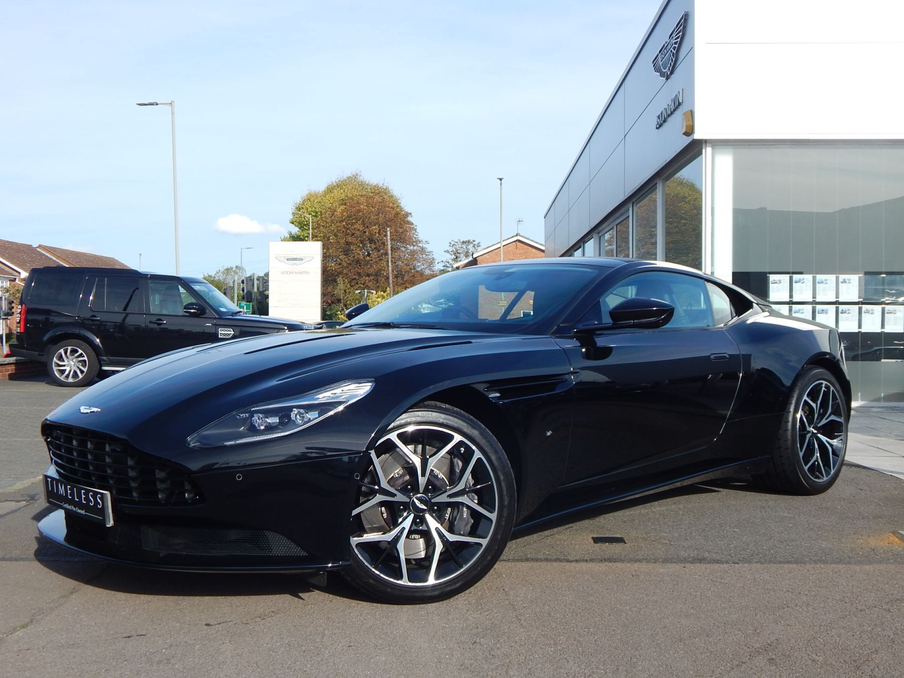 Aston Martin DB11 V12 2dr Touchtronic 5.2 Automatic Coupe (2019)