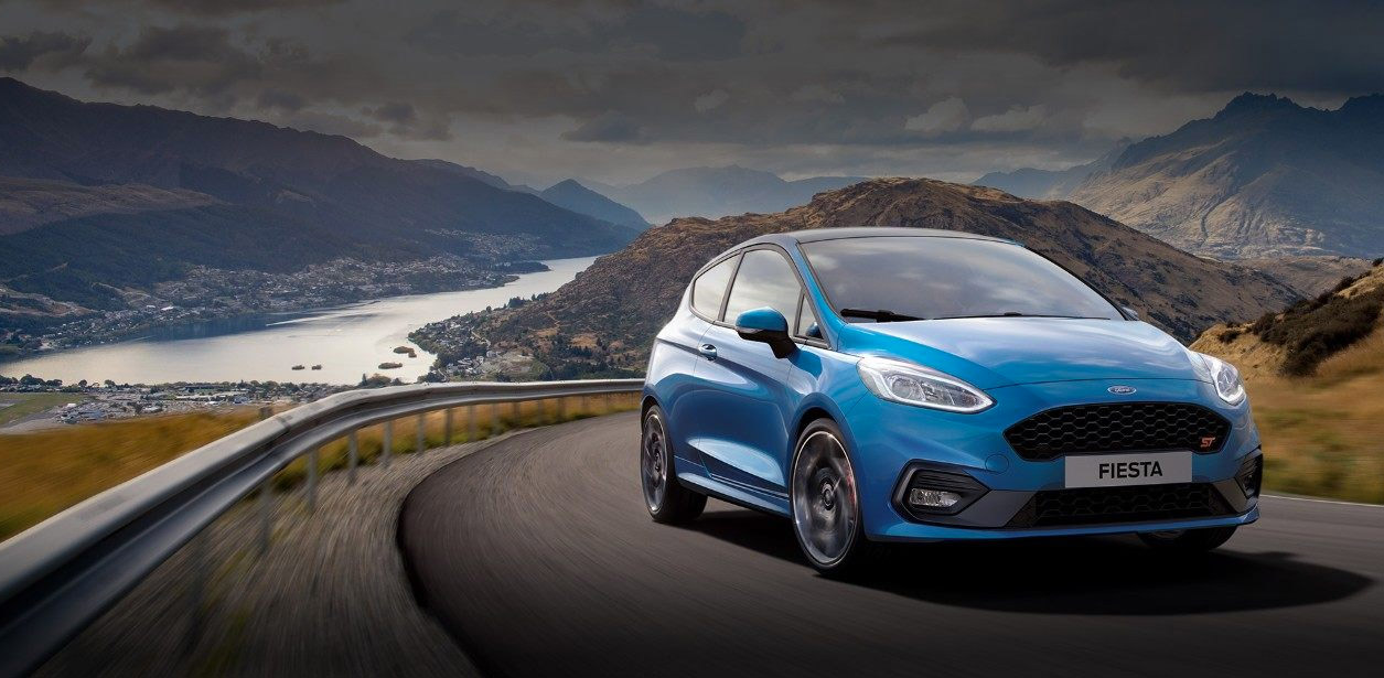 Ford All-New Fiesta ST