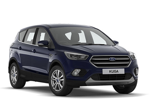 All New Ford Kuga Offers