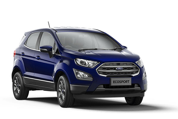 New Ford EcoSport Motability Offer