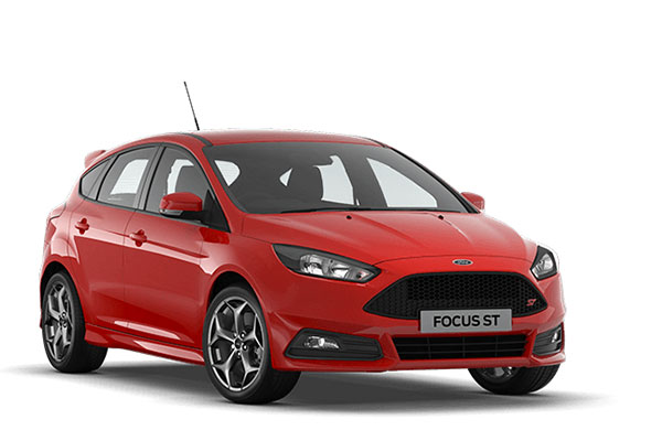 New Ford Focus ST Cars