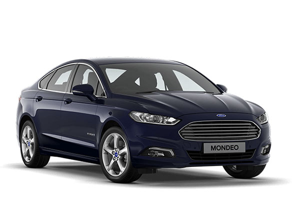 New Ford Mondeo Hybrid