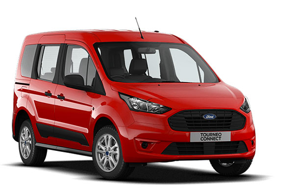 Ford Tourneo Connect Motability Offer