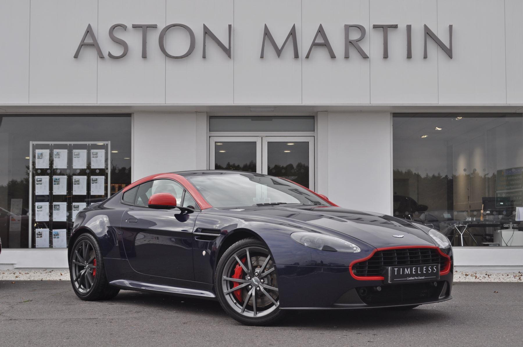 Aston Martin Vantage N430 V8 S Coupe  image 3