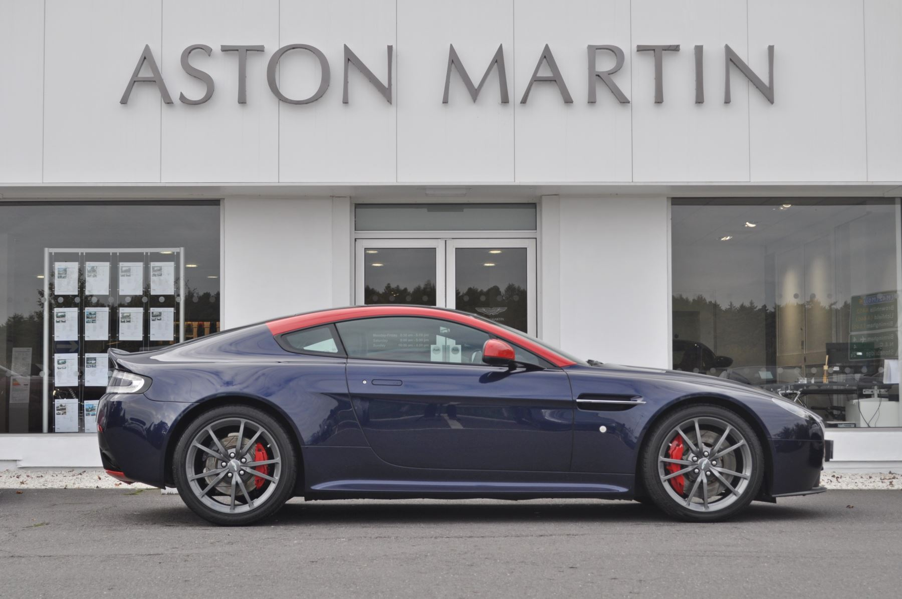 Aston Martin Vantage N430 V8 S Coupe  image 4