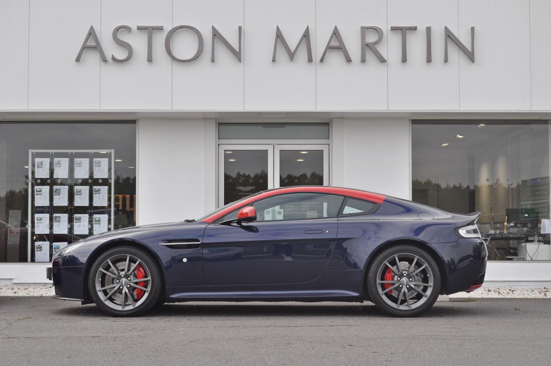 Aston Martin Vantage N430 V8 S Coupe  image 8