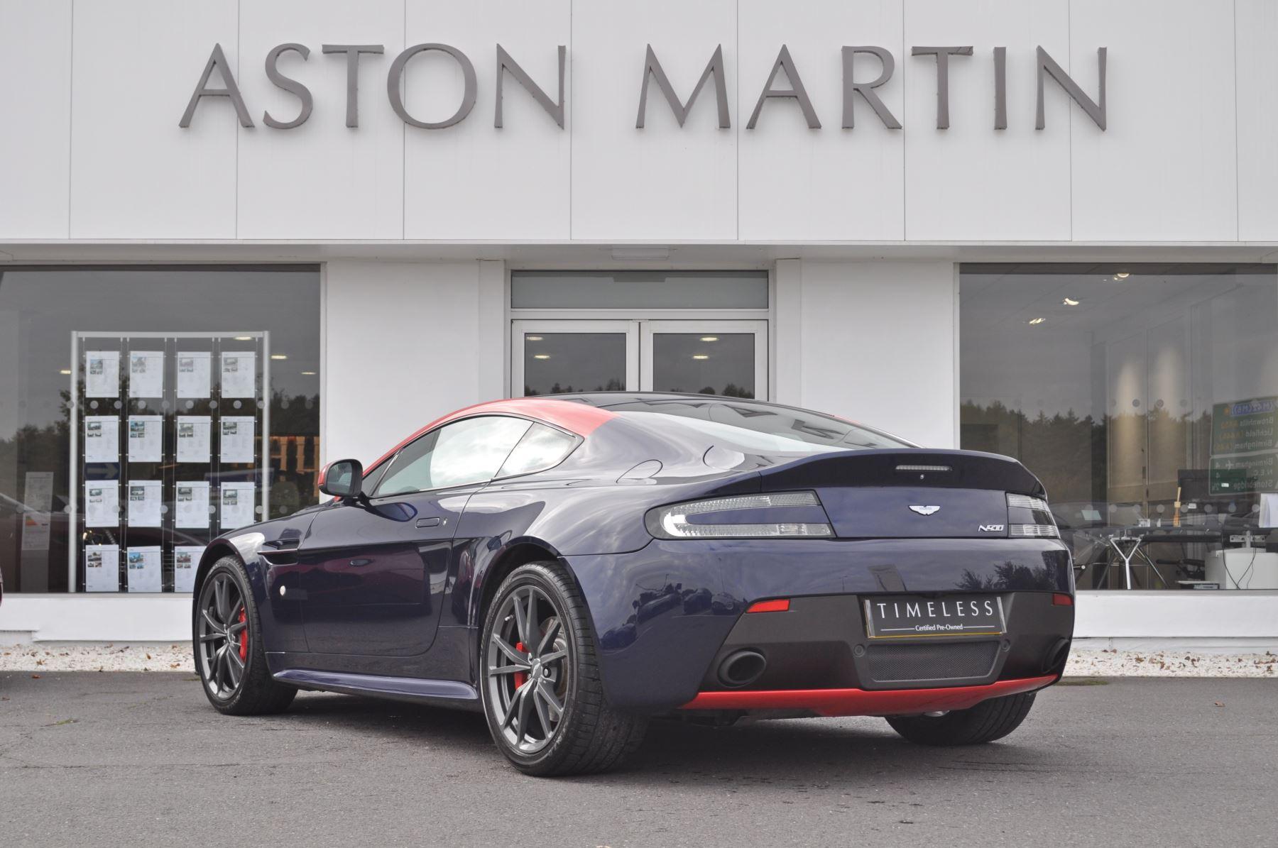 Aston Martin Vantage N430 V8 S Coupe  image 7