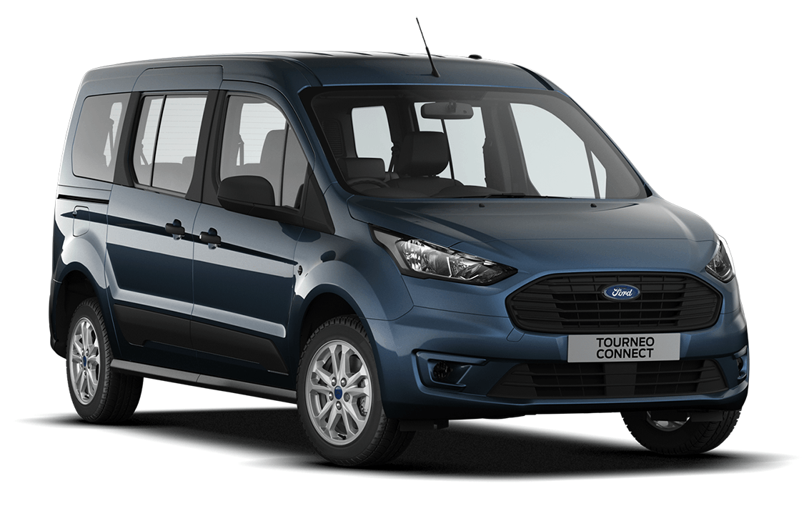 Ford Tourneo Connect Grand Tourneo 1.5 EcoBlue 100PS Zetec