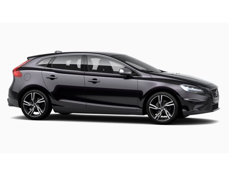 Volvo V40 T2 R-Design Nav Plus Manual Metallic