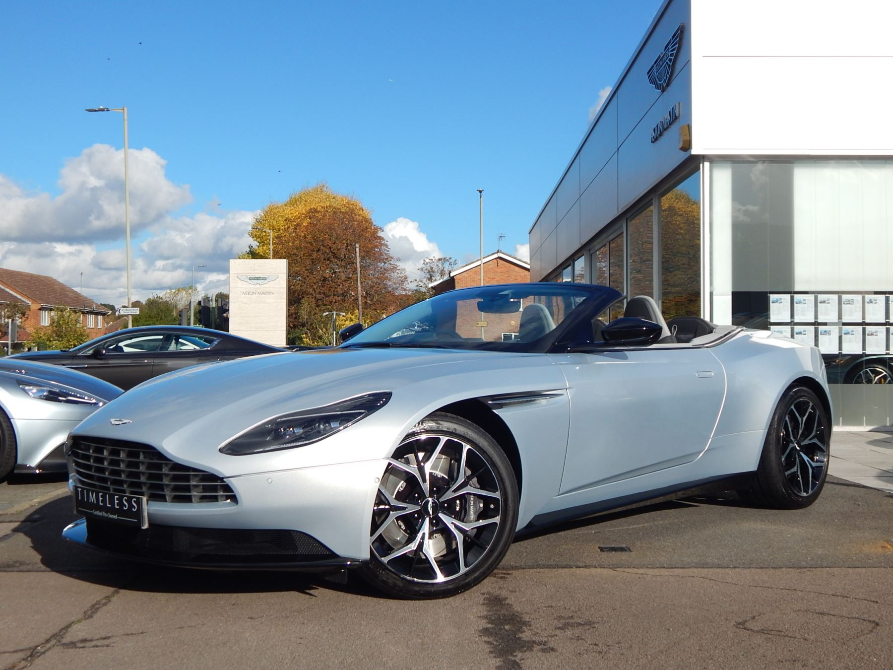 Aston Martin DB11 Volante 4.0 V8 Twin Turbo image 1