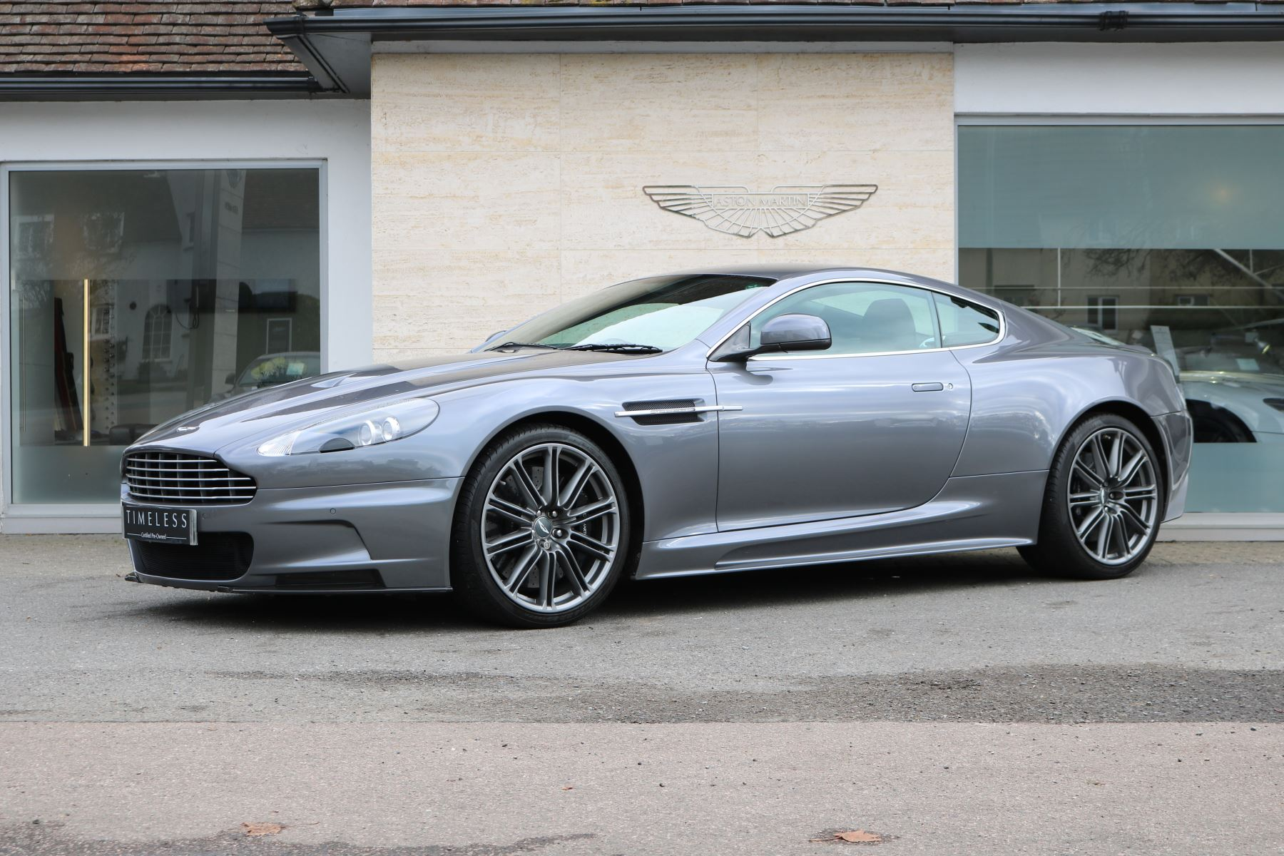 Aston Martin DBS V12 2dr Touchtronic 5.9 Automatic 3 door Coupe (2010) image