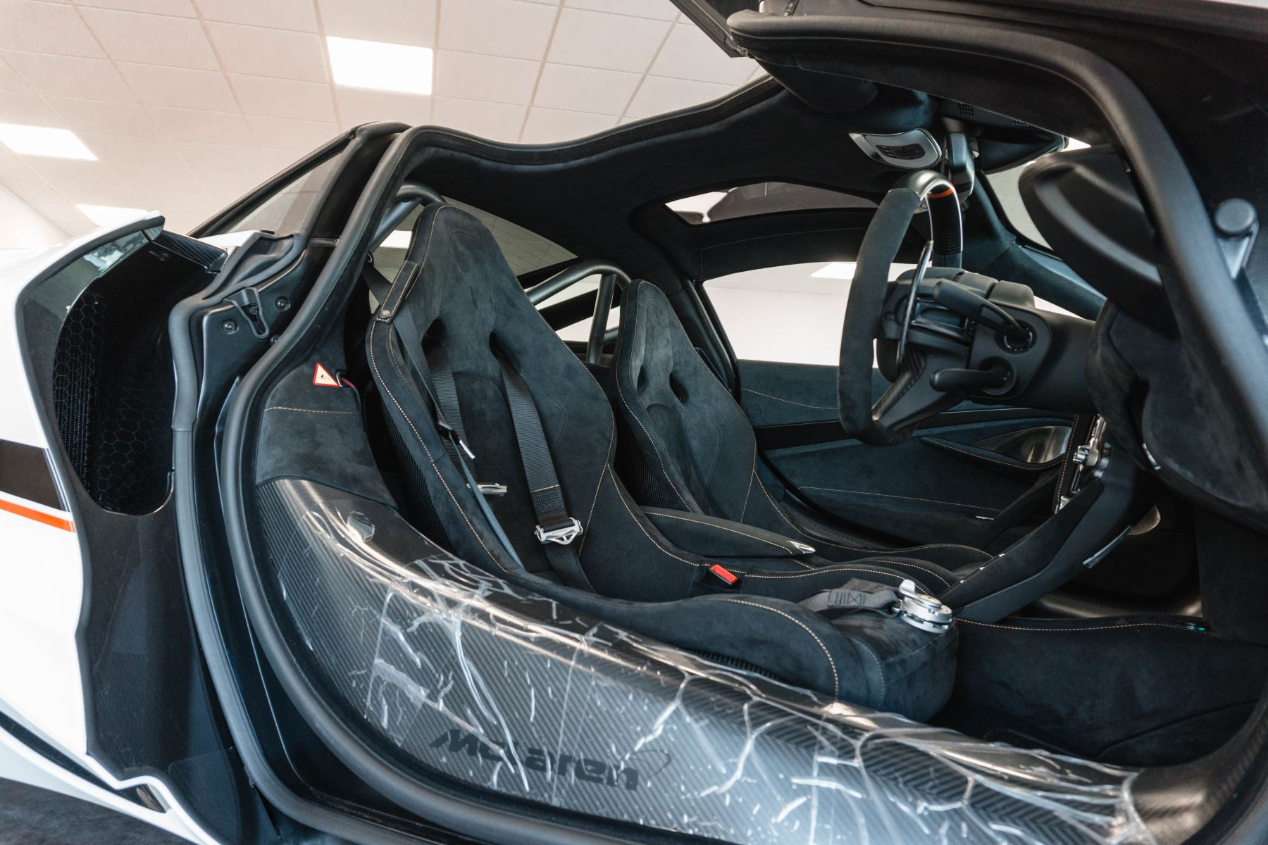 McLaren 720S V8 Performance SSG 4 0 Automatic 2 door Coupe 17MY at