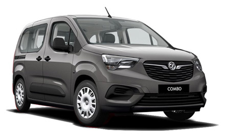 New Vauxhall Combo Life Offers