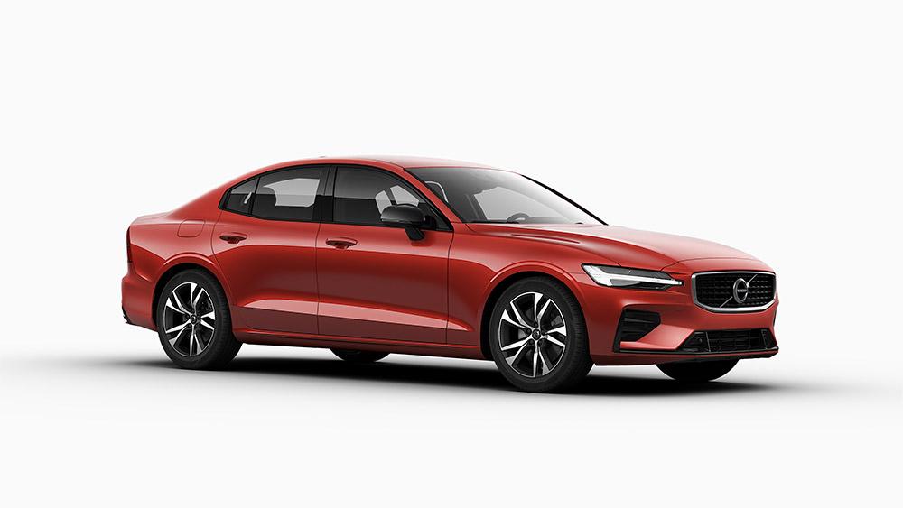 Volvo S60 2.0 T5 R DESIGN Plus 4dr Auto