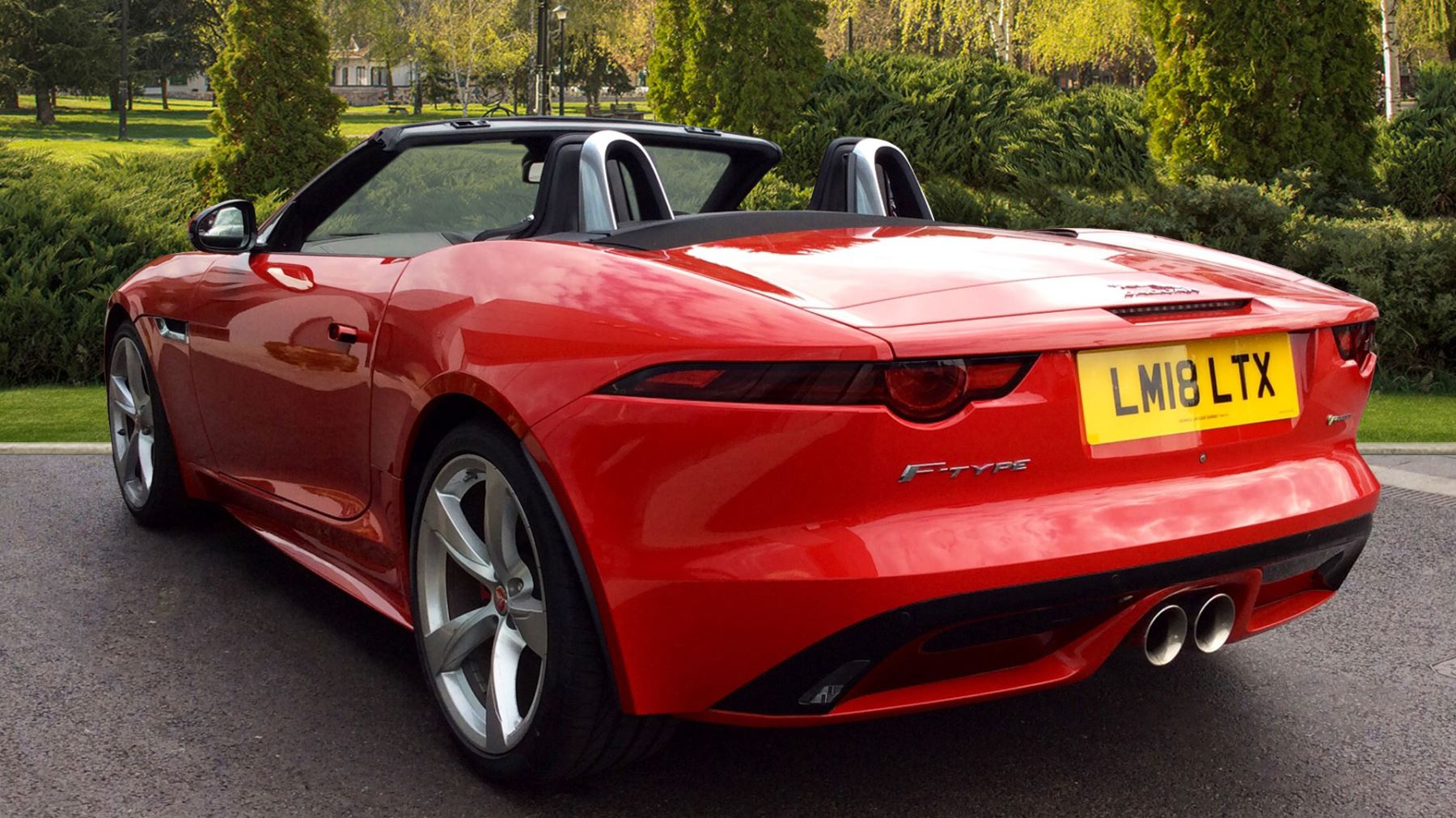 Jaguar F-TYPE 3.0 [380] Supercharged V6 R-Dynamic 2dr image 2