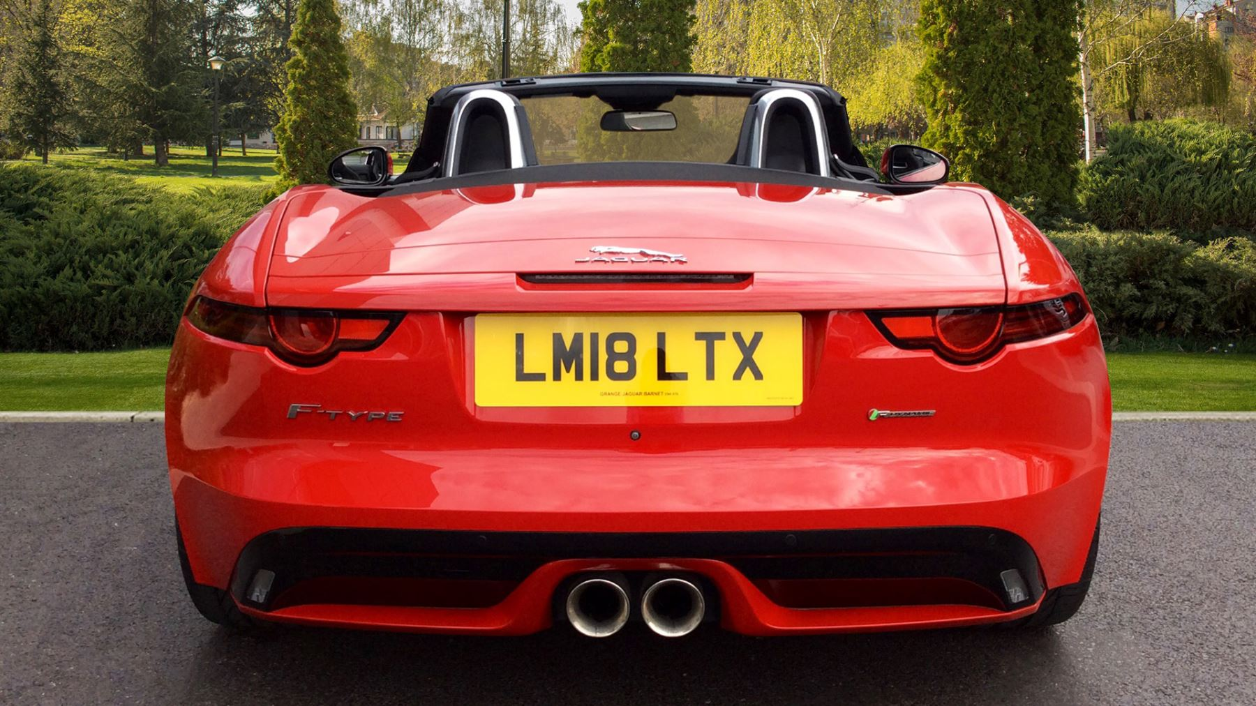 Jaguar F-TYPE 3.0 [380] Supercharged V6 R-Dynamic 2dr image 6