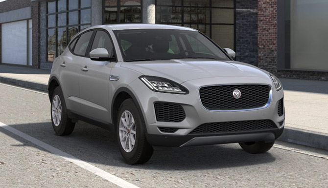 Jaguar E-PACE Offer