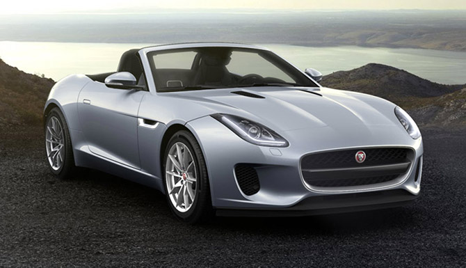 Jaguar F-TYPE Convertible Offer