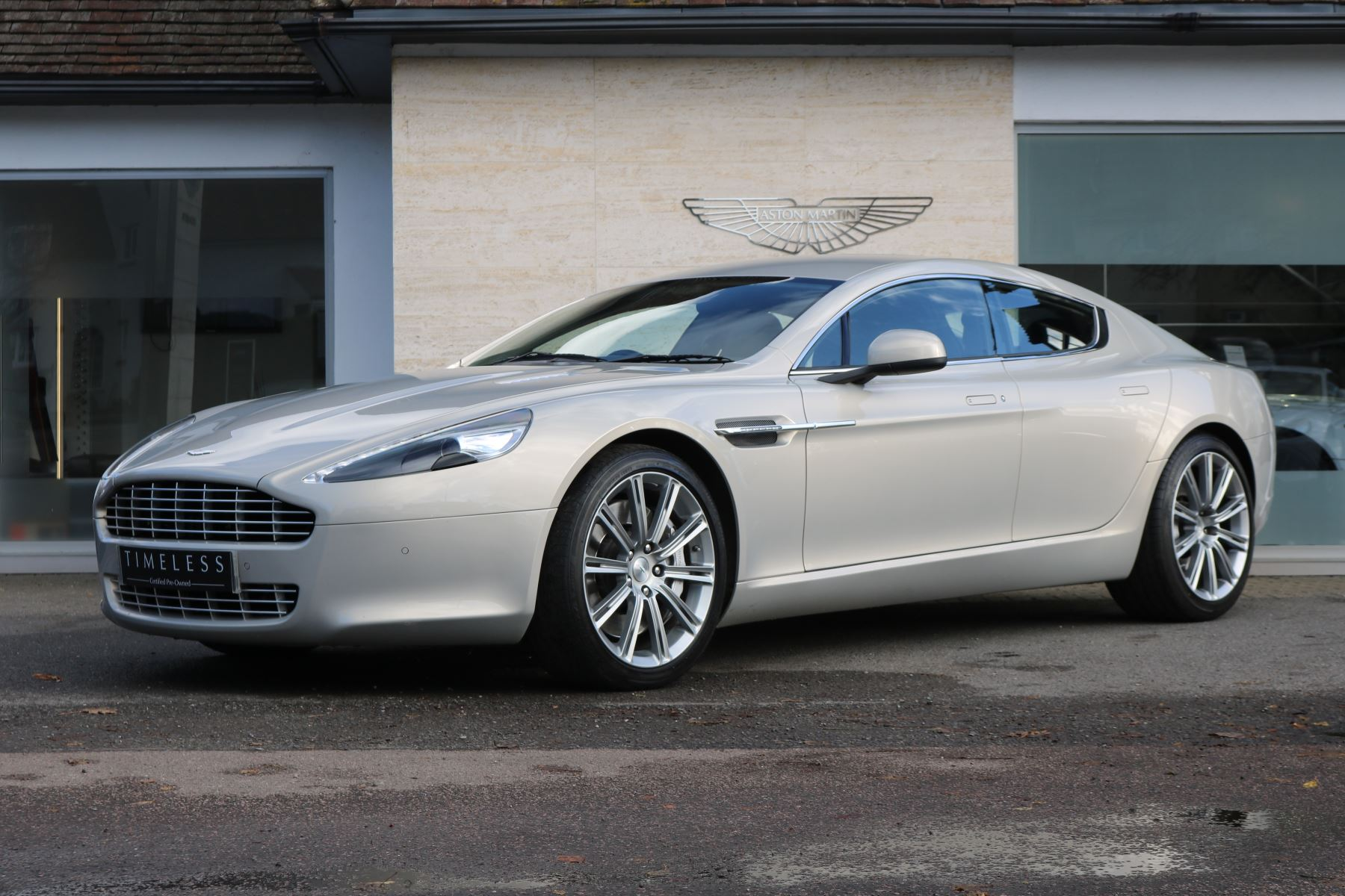 Aston Martin Rapide V12 4dr Touchtronic 5.9 Automatic 5 door Saloon (2010)