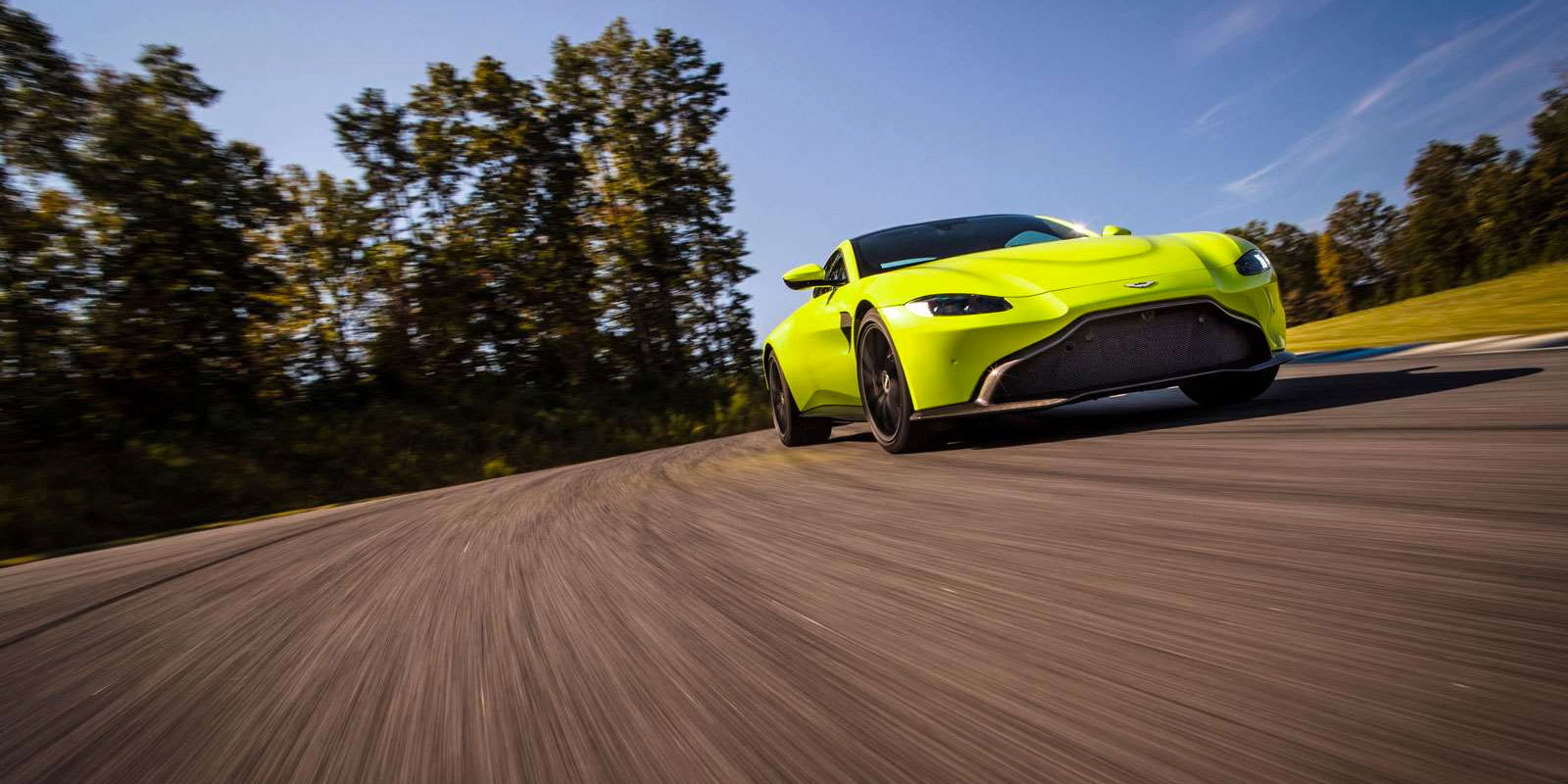 Aston Martin New Vantage - The Archetypal Hunter image 1