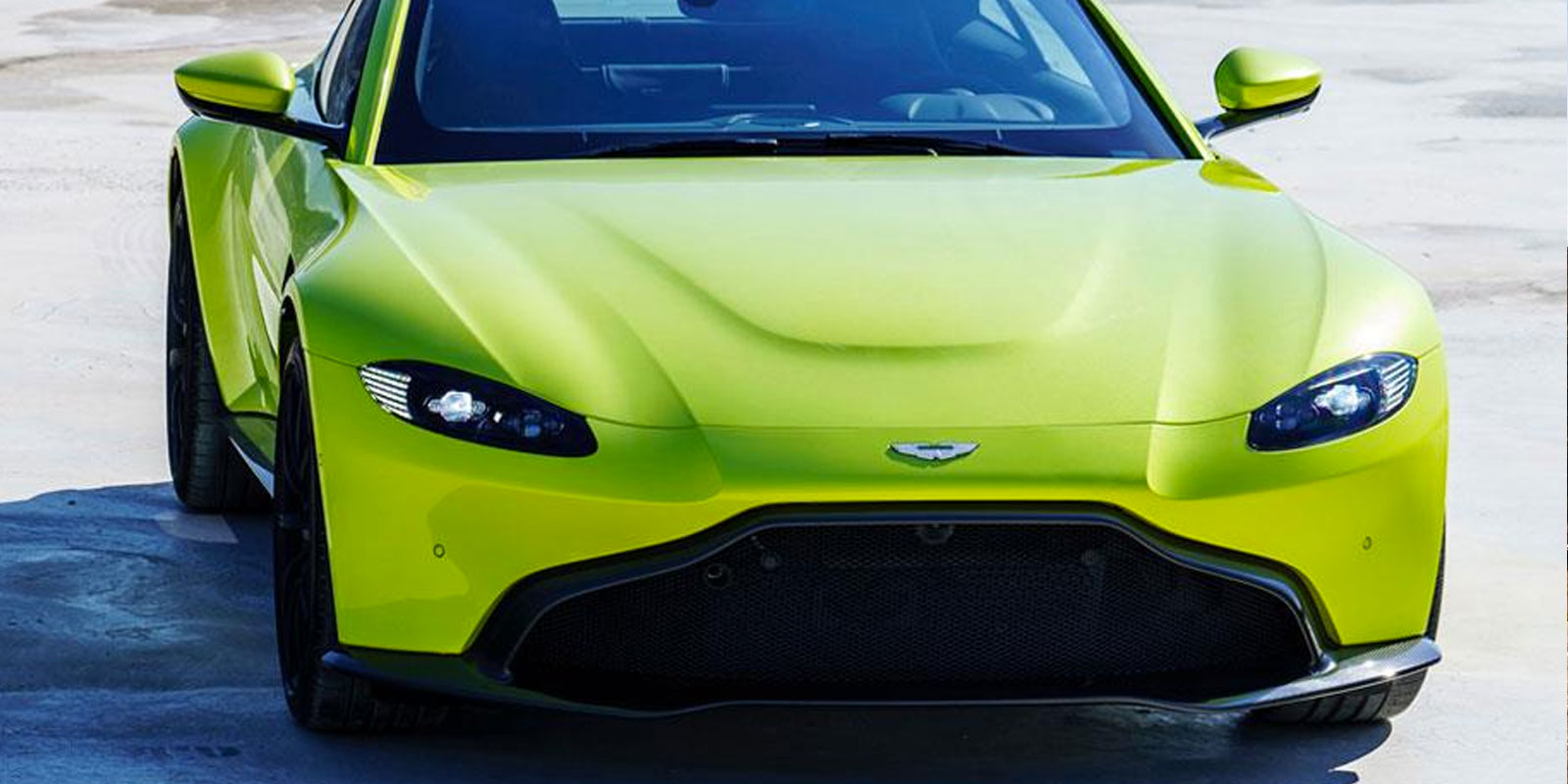 Aston Martin New Vantage - The Archetypal Hunter image 3