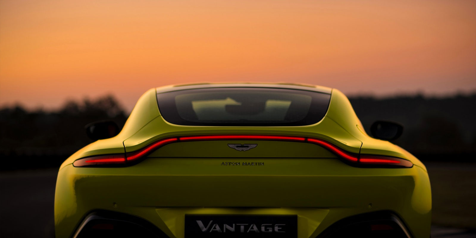 Aston Martin New Vantage - The Archetypal Hunter image 8