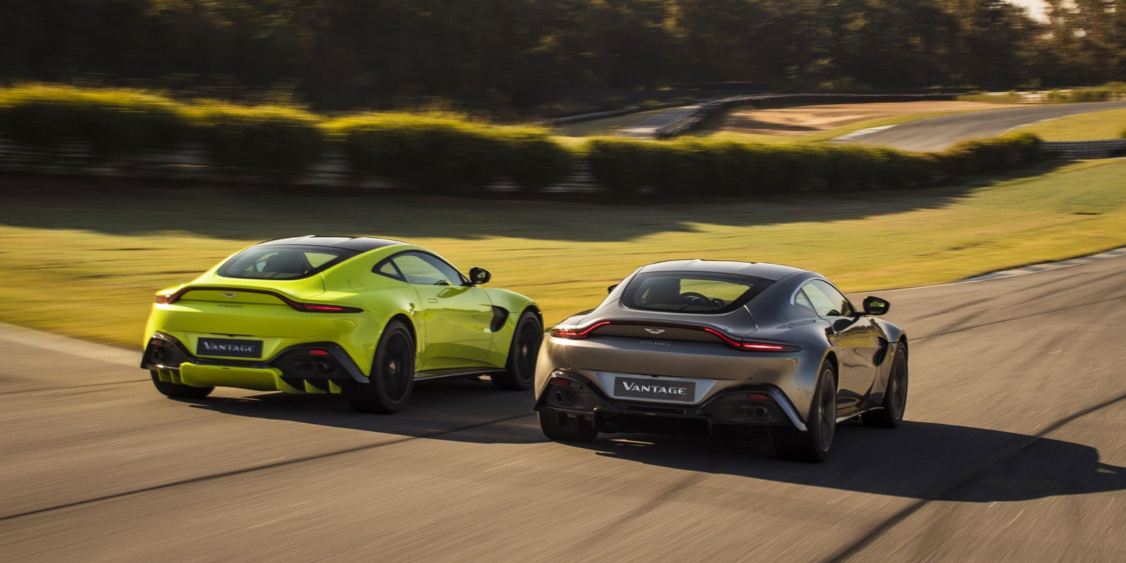 Aston Martin New Vantage - The Archetypal Hunter image 14