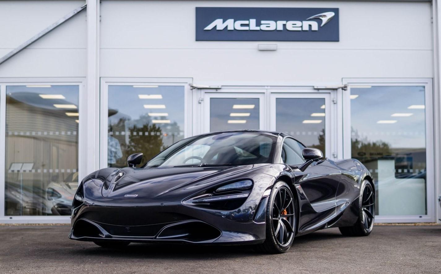 McLaren 720S V8 Performance SSG 4.0 Automatic 2 door Coupe (17MY) image