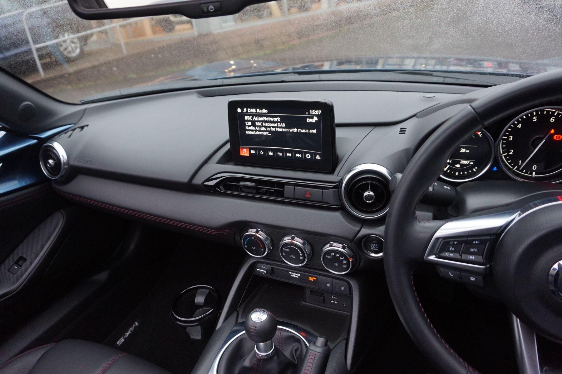 Mazda MX-5 2.0 Sport Nav 2dr image 9