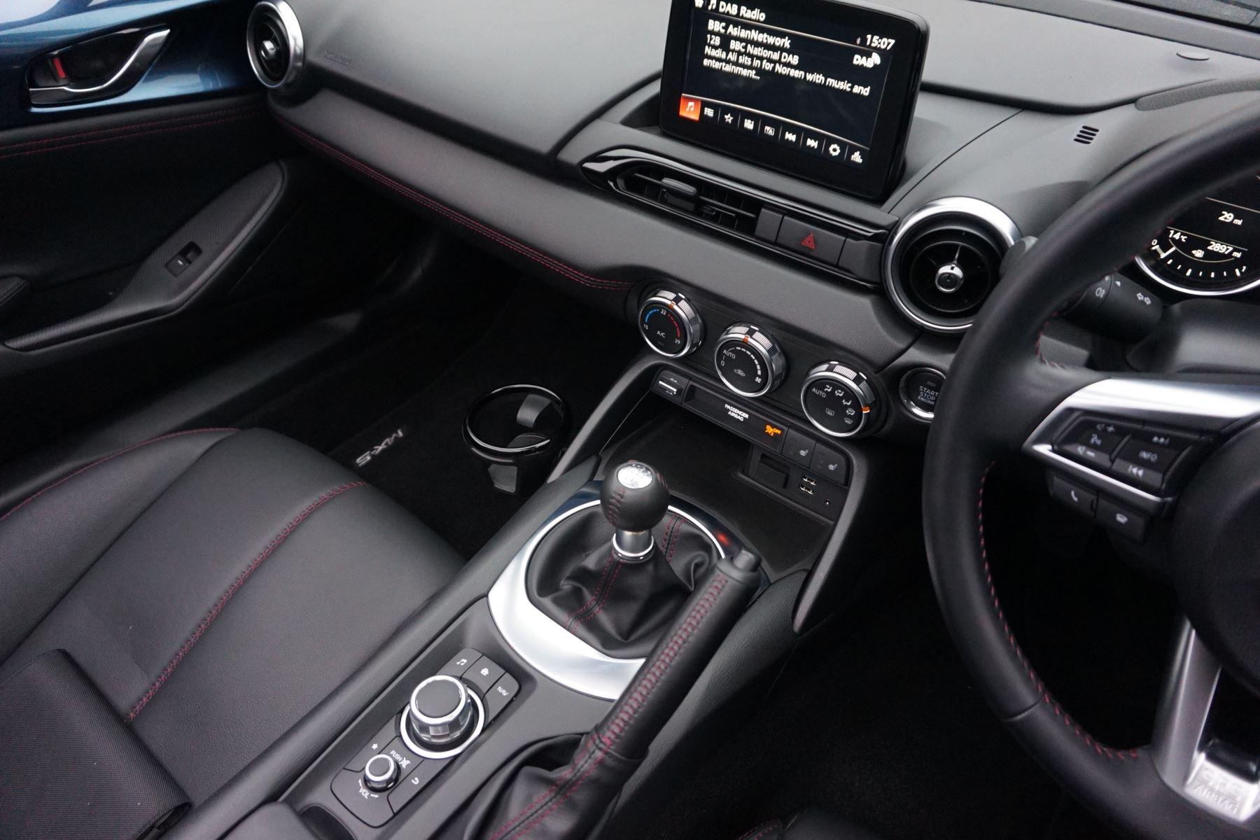 Mazda MX-5 2.0 Sport Nav 2dr image 10