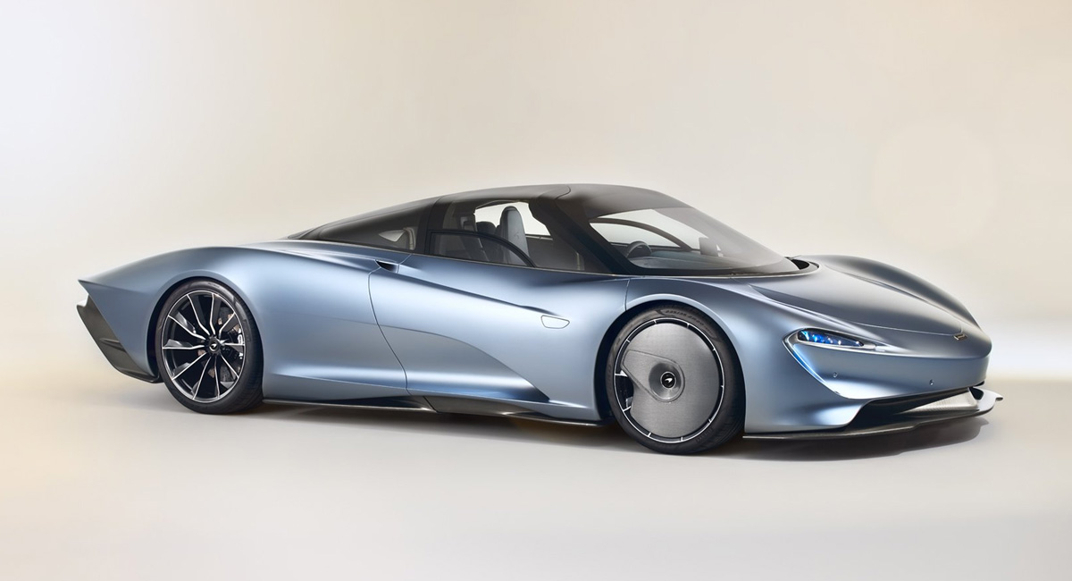 McLaren Speedtail - A car like no other image 1