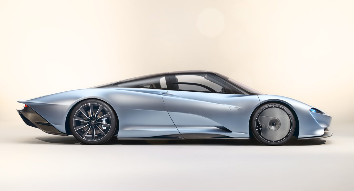 McLaren Speedtail - A car like no other image 3