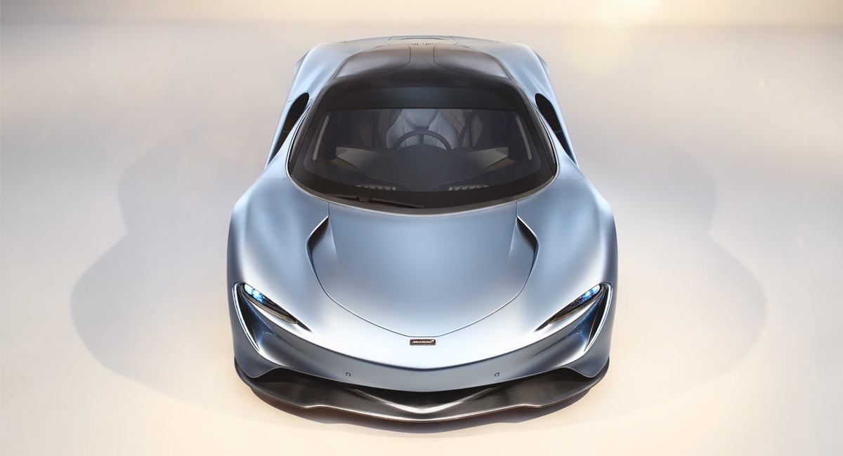 McLaren Speedtail - A car like no other image 4