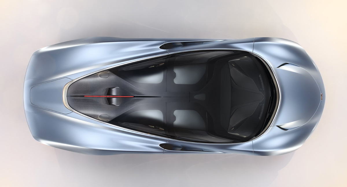 McLaren Speedtail - A car like no other image 5