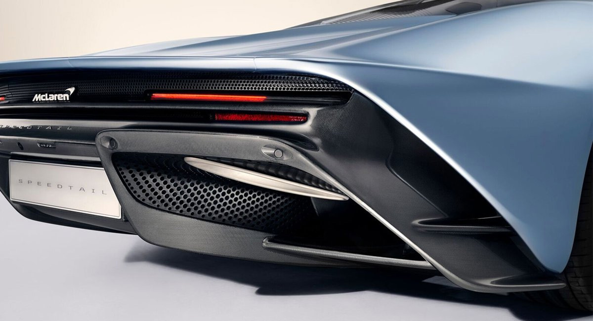 McLaren Speedtail - A car like no other image 11