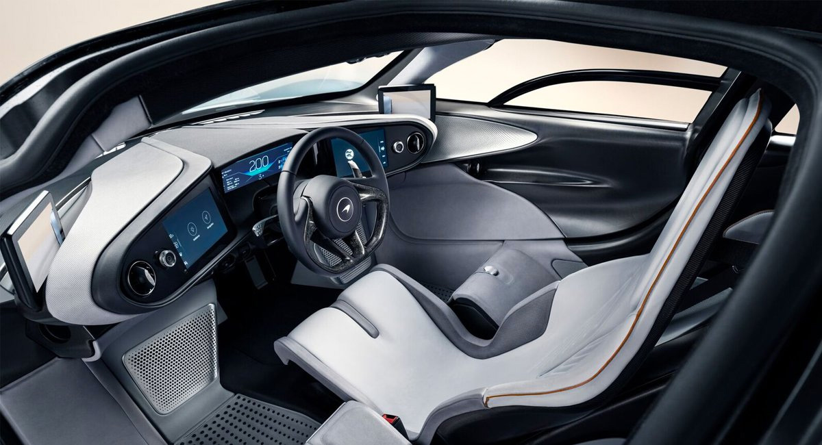 McLaren Speedtail - A car like no other image 13