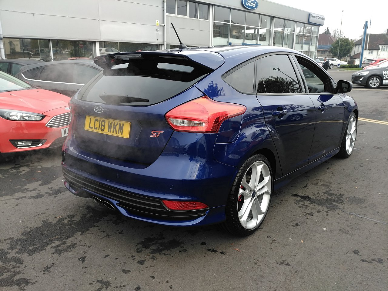Ford Focus ST St-3 Turbo image 6