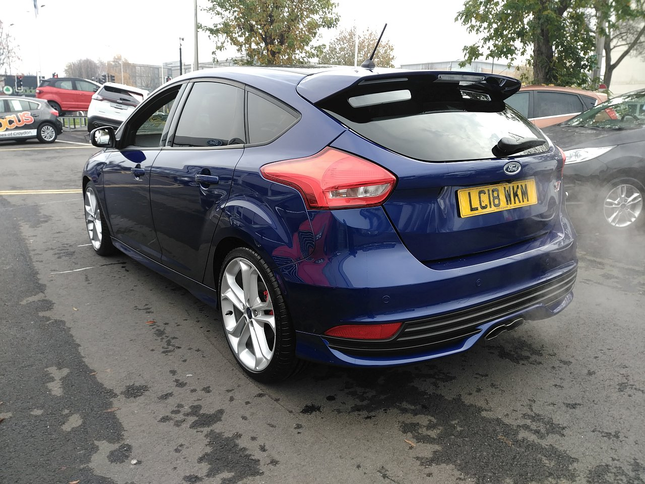 Ford Focus ST St-3 Turbo image 8