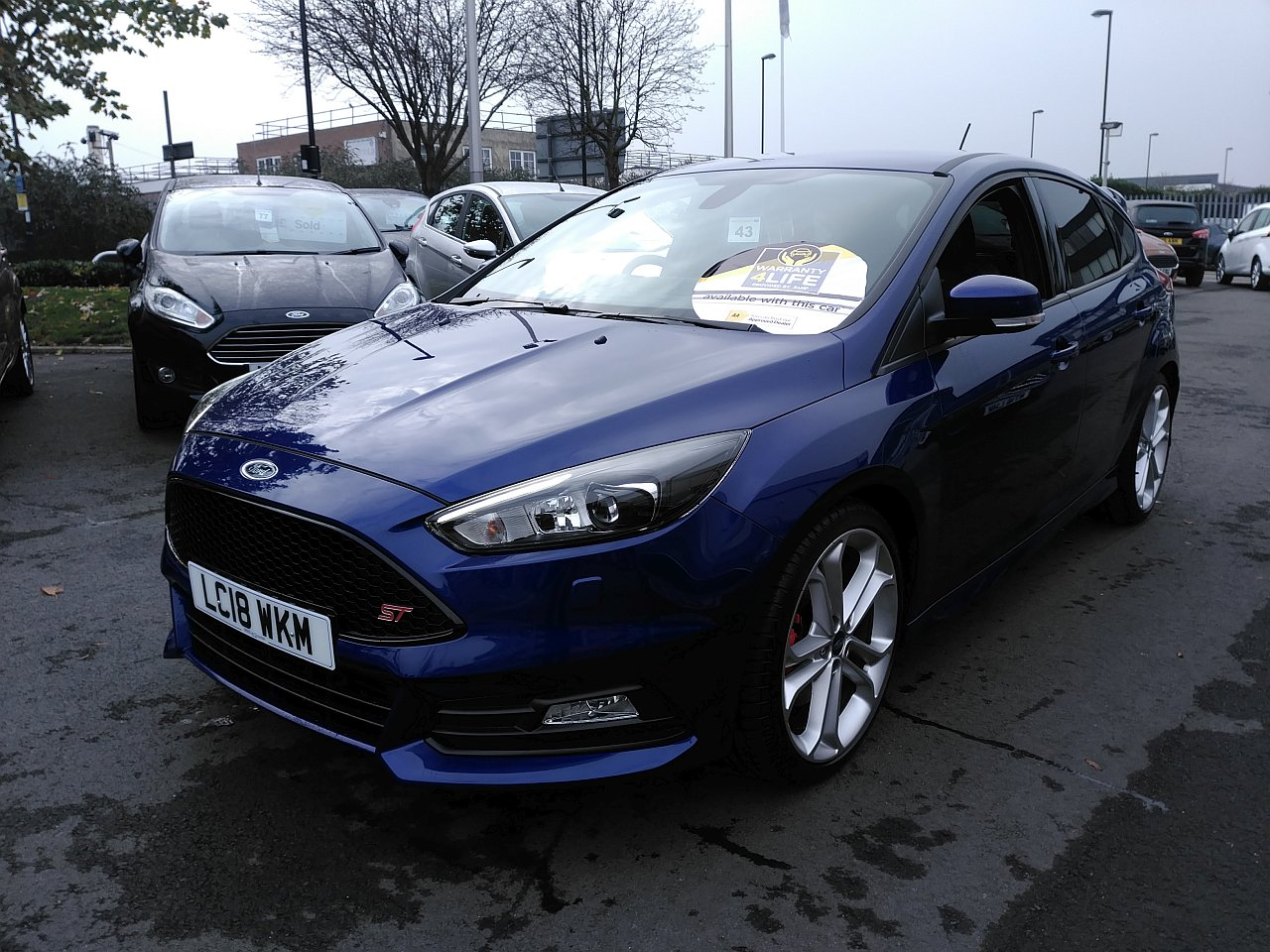 Ford Focus ST St-3 Turbo image 12