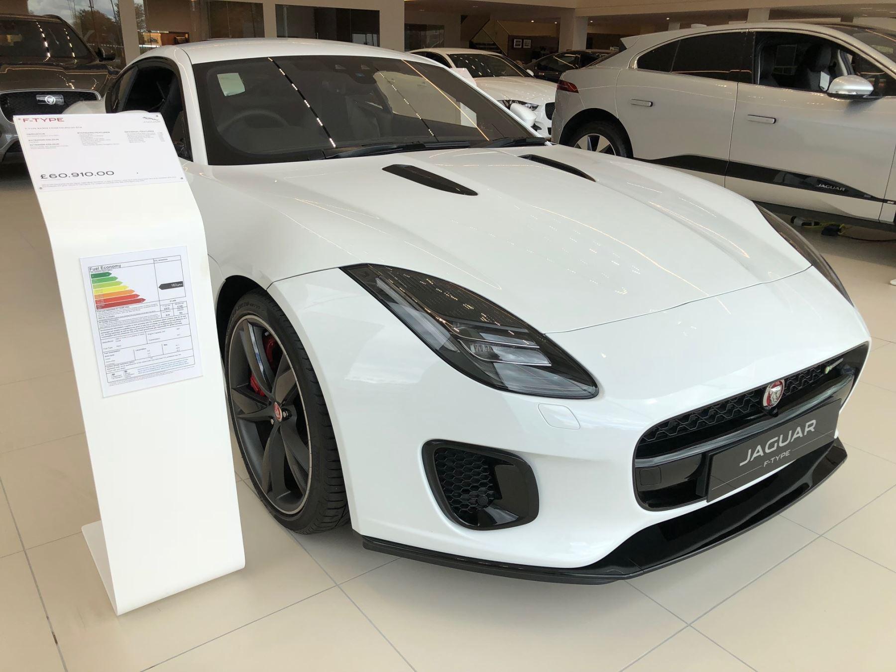 Jaguar F-TYPE 3.0 Supercharged V6 R-Dynamic image 1