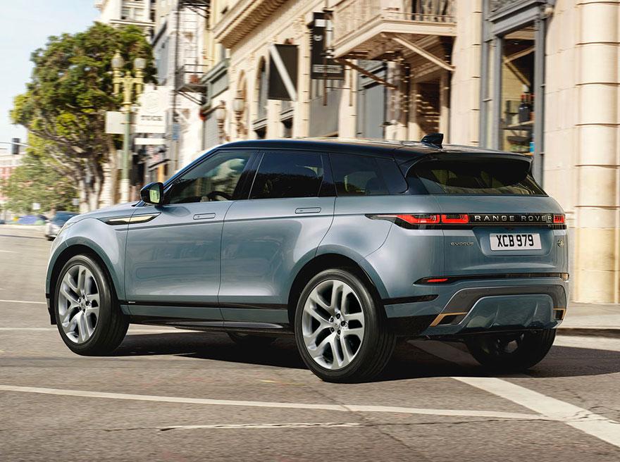 Land Rover New Range Rover Evoque D150 AWD AUTO image 2