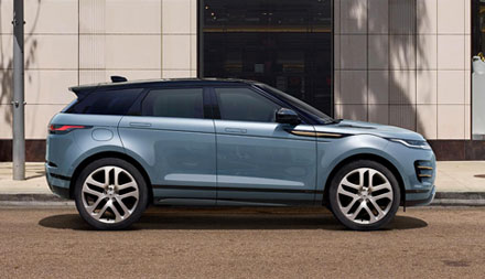 New Range Rover Evoque Cars