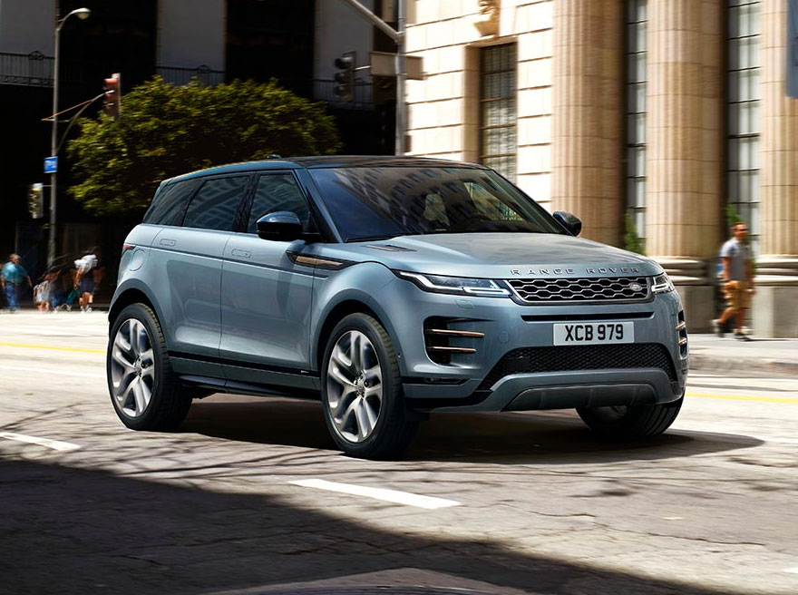 New Range Rover Evoque D150 FWD MANUAL