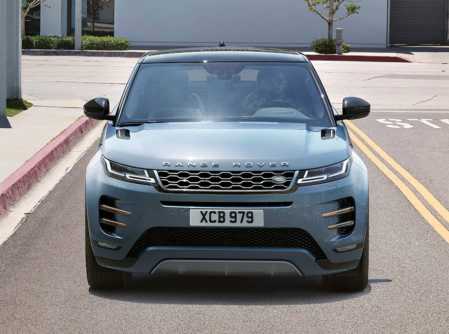 New Range Rover Evoque D150 AWD AUTO