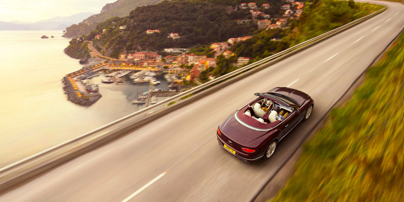 Bentley New Continental GT Convertible - Epitomising the Spirit of Grand Touring image 3