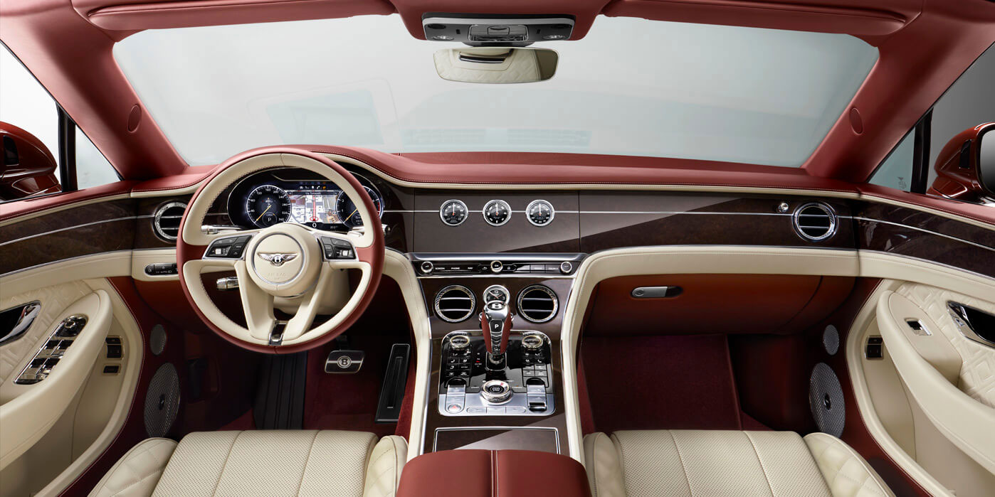 Bentley New Continental GT Convertible - Epitomising the Spirit of Grand Touring image 4