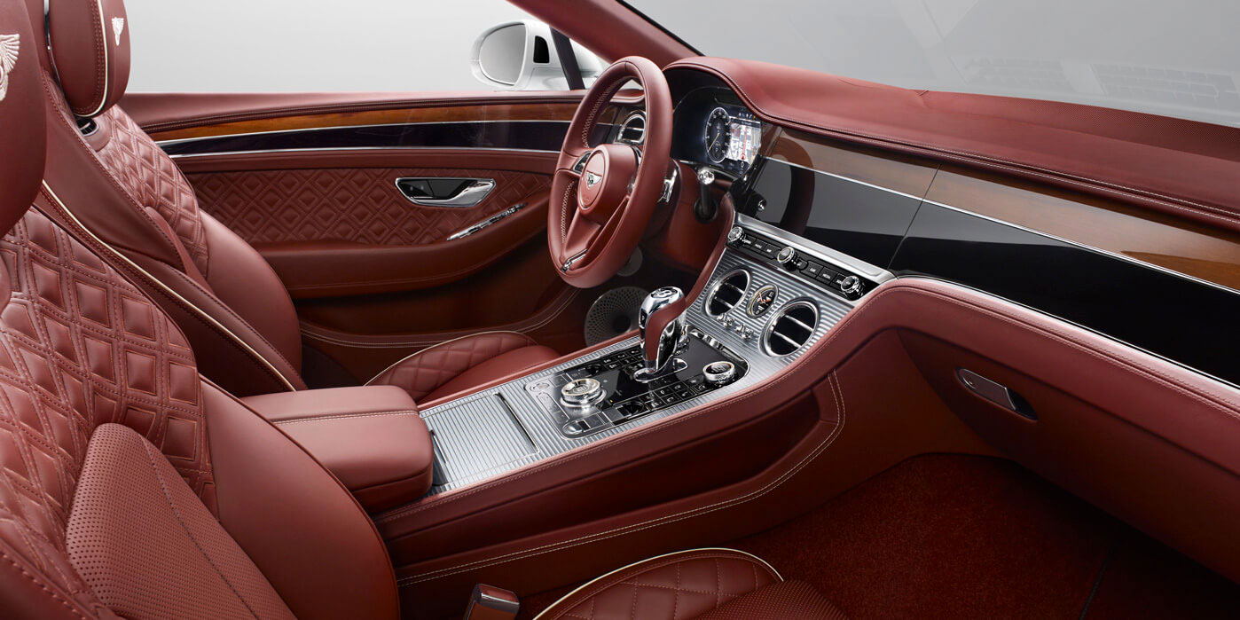 Bentley New Continental GT Convertible - Epitomising the Spirit of Grand Touring image 6