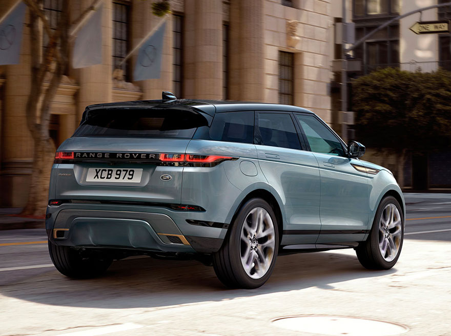 Land Rover New Range Rover Evoque R-DYNAMIC S D150 FWD MANUAL