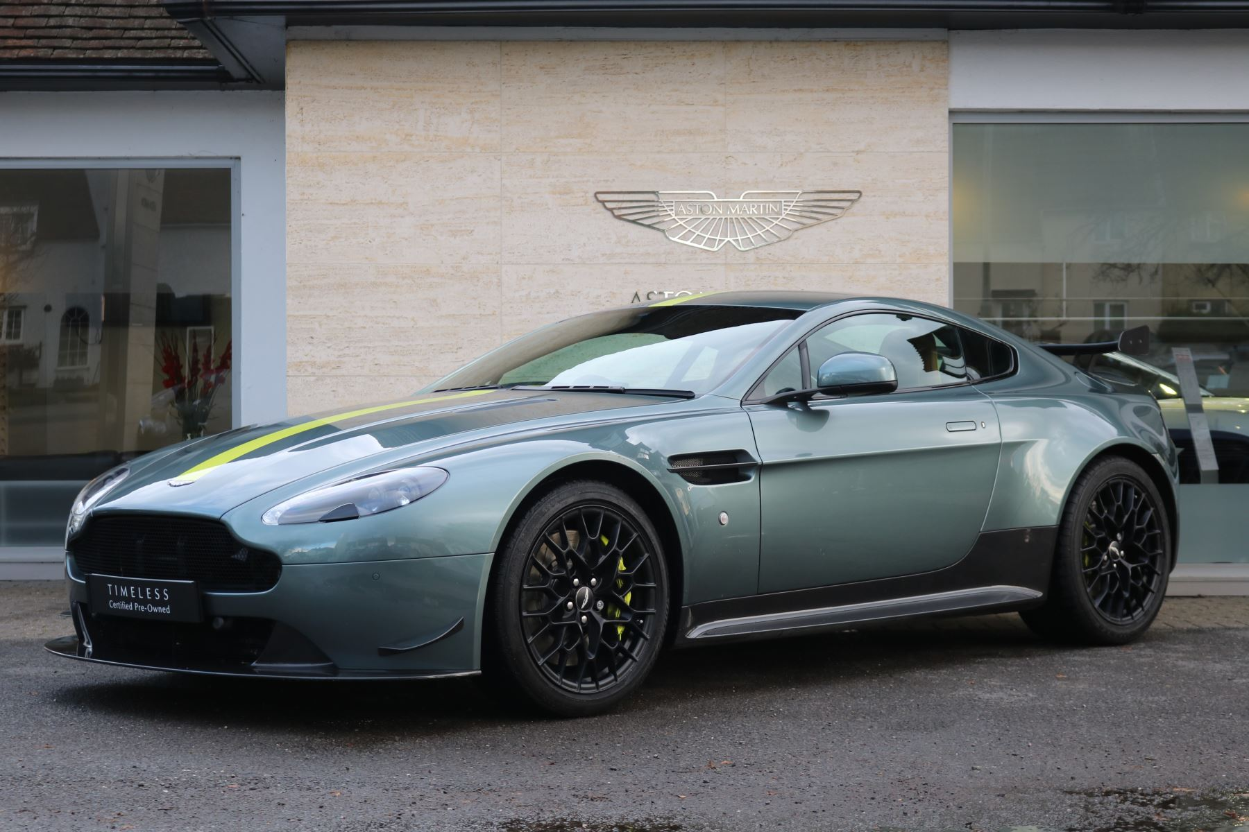 used - aston martin - green cars for sale | grange
